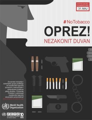 Svetski dan bez duvanskog dima 2015