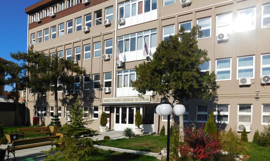 Zavod za javno zdravlje Leskovac